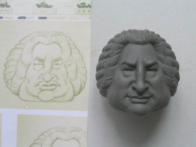 Bach Head Clay 1