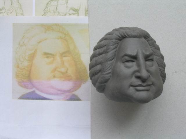 Bach Head Clay 3