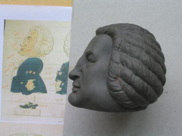 Bach Head Clay 4