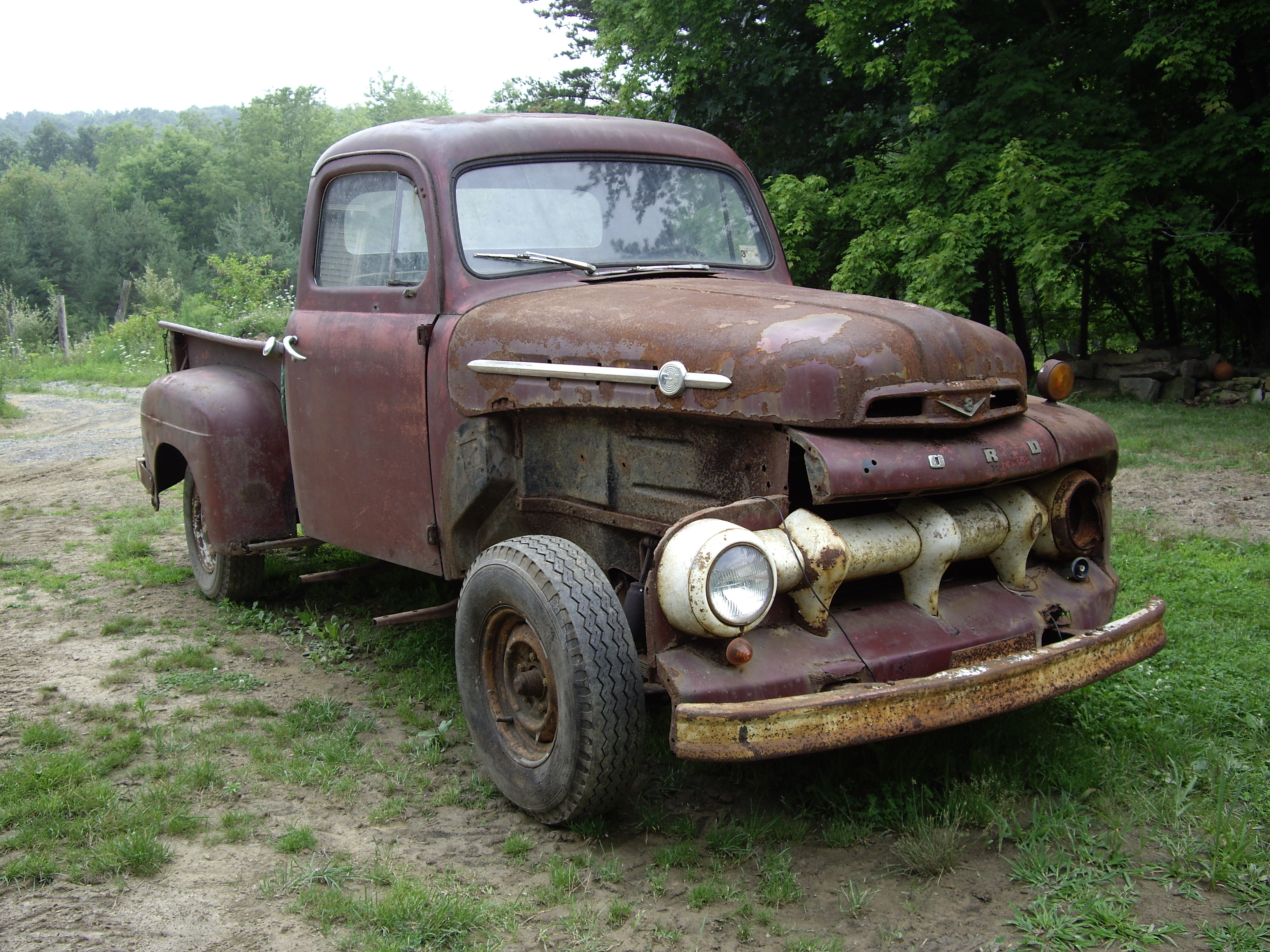 A Great Old Truck on old international trucks