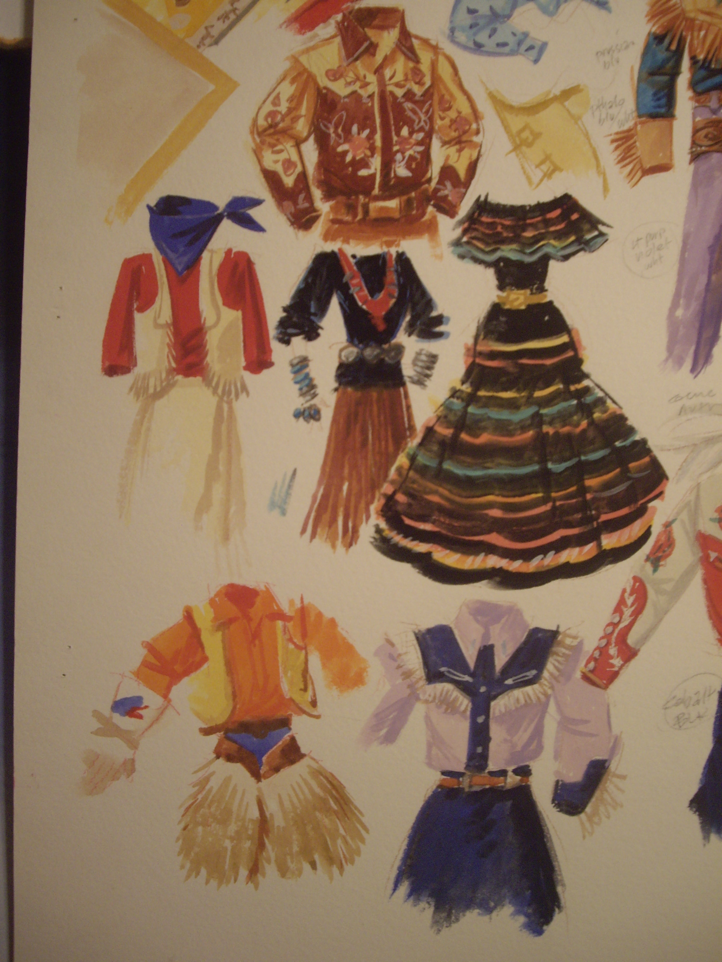 Mexican Landscaper Costume Mexican Festival Costumes