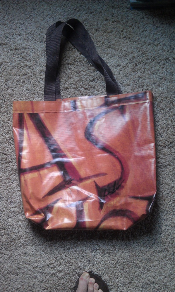 The coolest totebag ever (2/3)