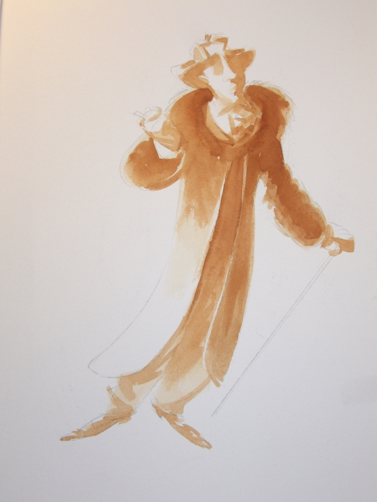 The Picture of Oscar Wilde (3/6)