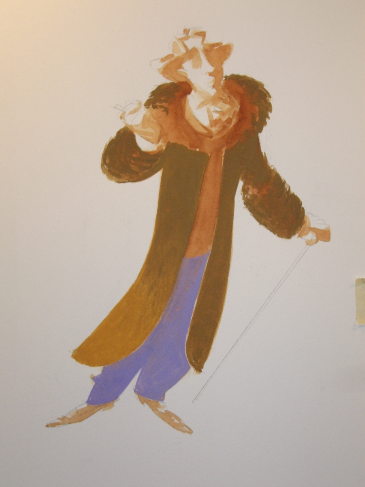 The Picture of Oscar Wilde (4/6)
