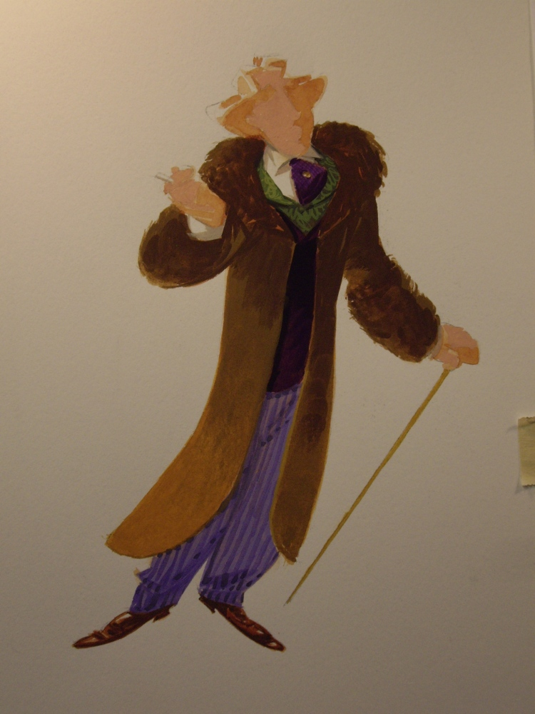 The Picture of Oscar Wilde (6/6)