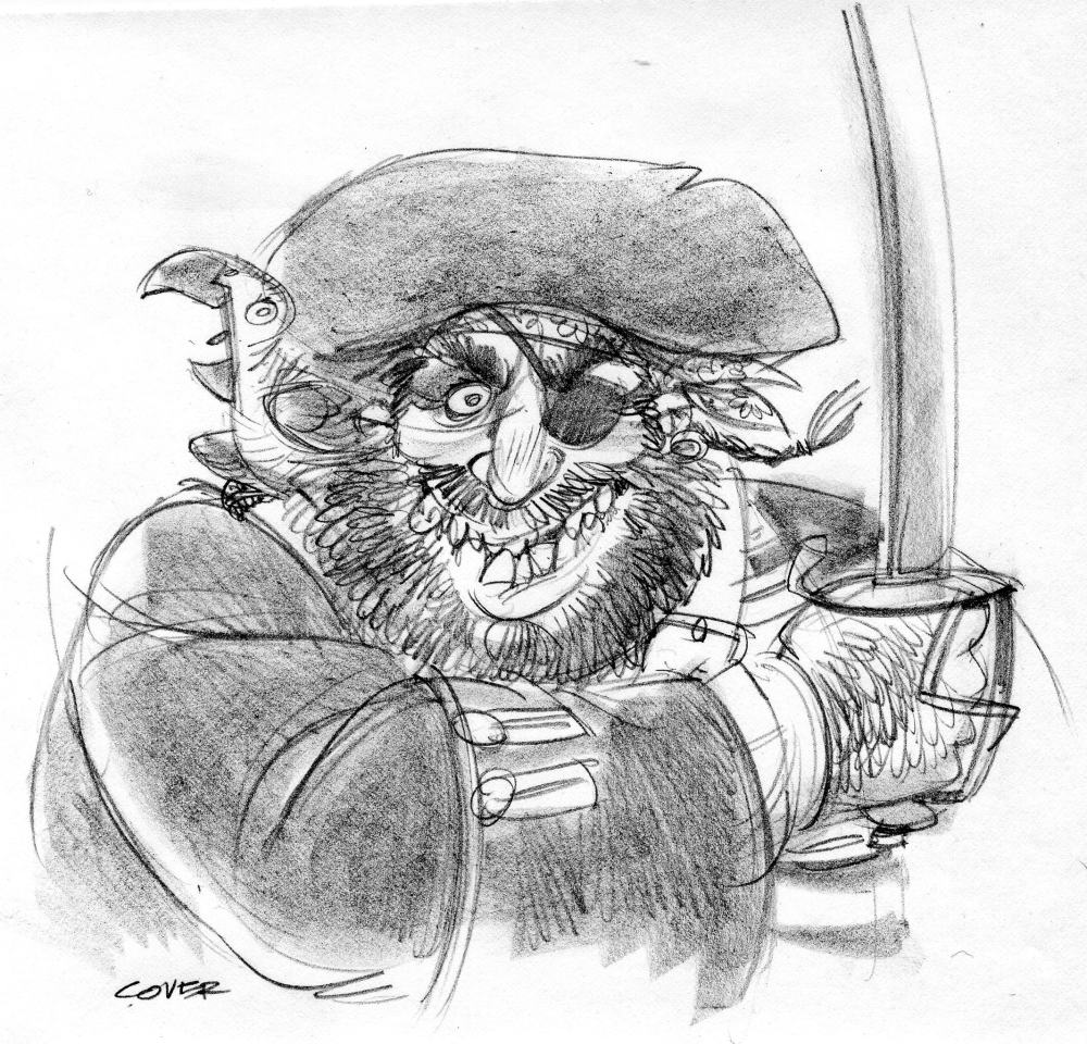 Ahoy, ye sea dogs! (5/6)