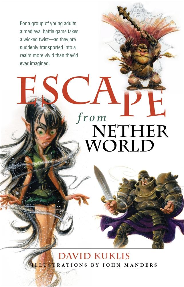 Escape from Netherworld—Twiggy the dwarf (1/6)