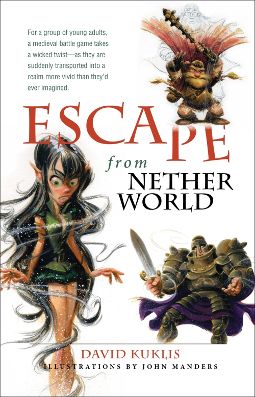 Escape From Netherworld jacket