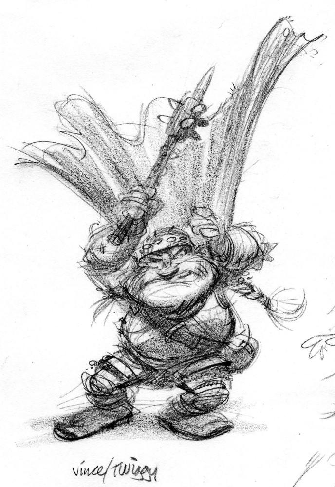 Escape from Netherworld—Twiggy the dwarf (4/6)