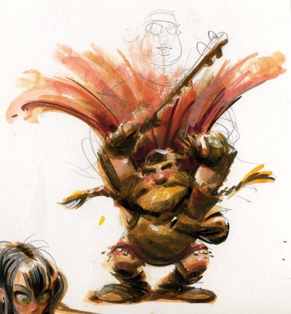 Escape from Netherworld—Twiggy the dwarf (6/6)