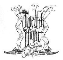 I dig gothic lettering.